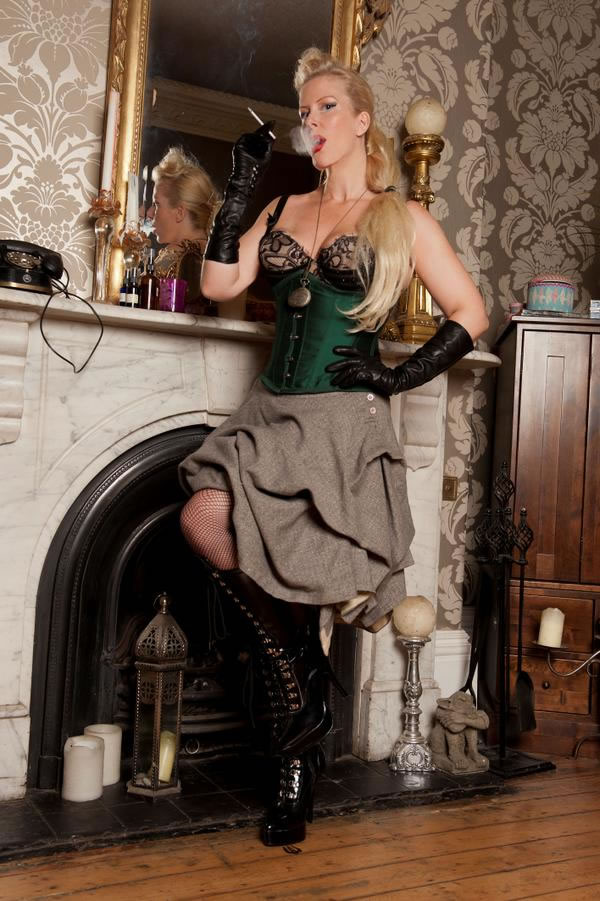 Huddersfield Mistress Lady of Manor