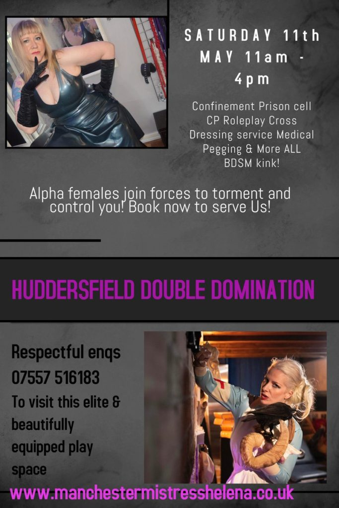 Huddersfied Mistresses Double Domme
